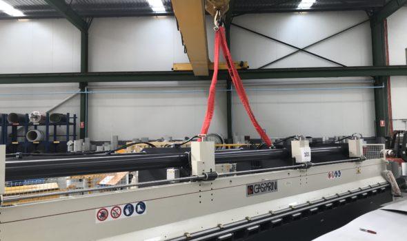 Load Restraint Systems - 5 tonne x 2mtr Web Slings