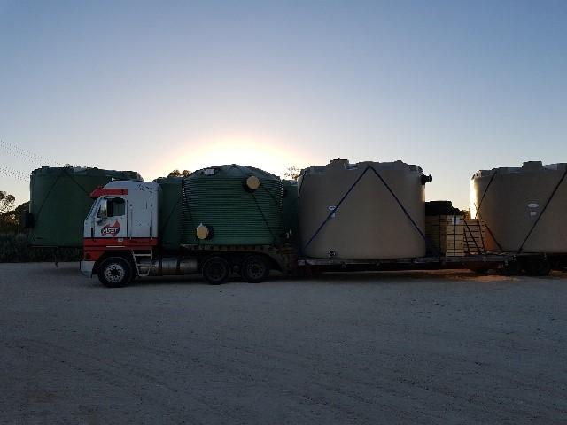 Webbing Supply Load Restraint Systems